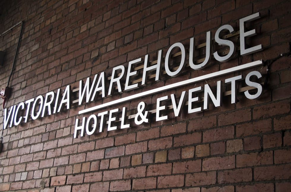 Victoria Warehouse Weddings