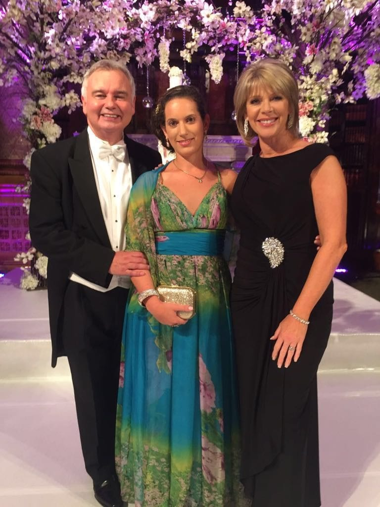 Qube Events with Eamonn Holmes and Ruth Langsford