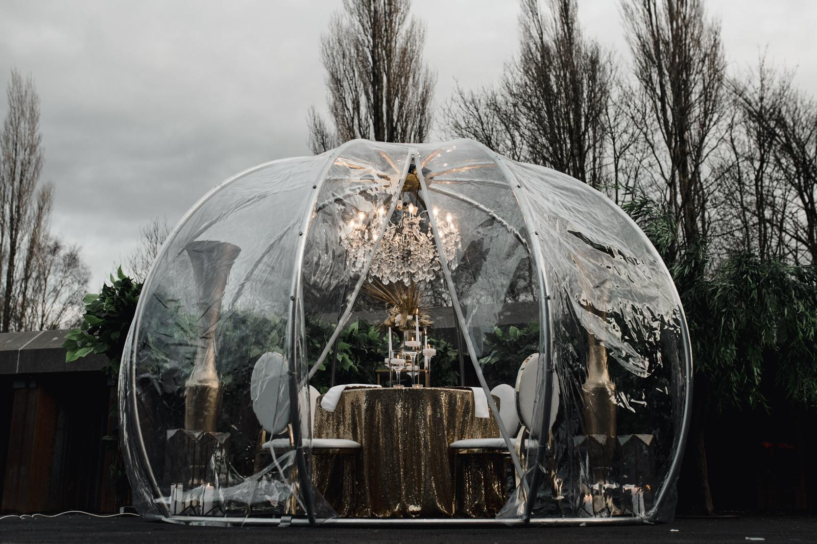 Event dome available hire