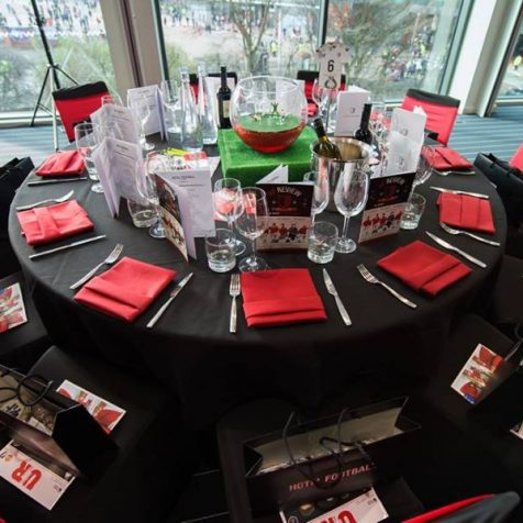 Qube Events Tablecloths